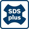 ตัวจับยึดเครื่องมือ SDS plus ให้ประสิทธิภาพการส่งต่อกำลังสูงสุด สำหรับสว่านเจาะกระแทกโรตารี่รุ่น 2 – 4 กก.
