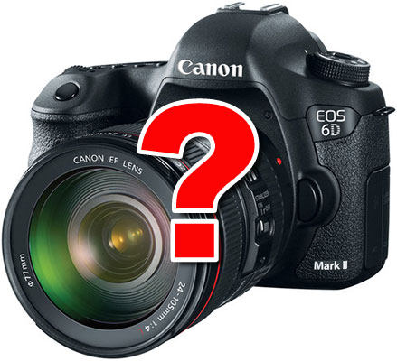 What would you like to see in a Canon 6D Mark II?