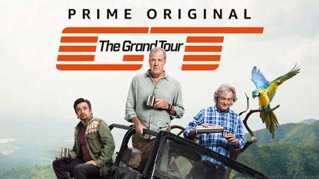 The Hosts of Amazon's The Grand Tour Become Wildlife Photographers