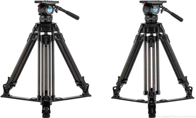Benro introduces BVX Tripods