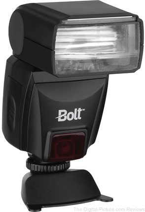 Bolt VS-560C Wireless TTL Flash - $  139.00 Shipped (Reg. $  189.00)