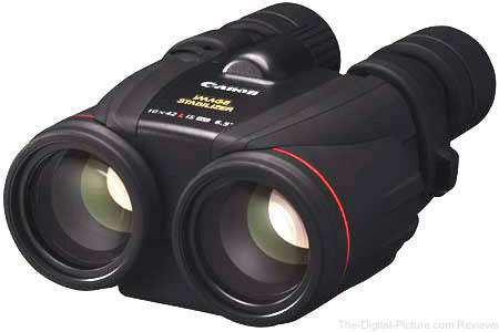 Canon 10x42 L IS WP Image Stabilized, Water Proof Porro Prism Binocular  - $  999.99 Shipped (Reg. $  1,499.99)