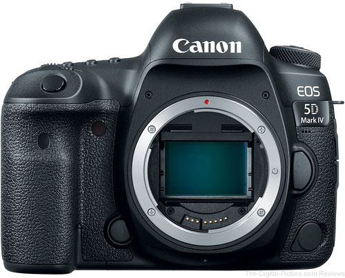Canon EOS 5D Mark IV - $  3,199.00 Shipped (Compare at $  3,499.00)