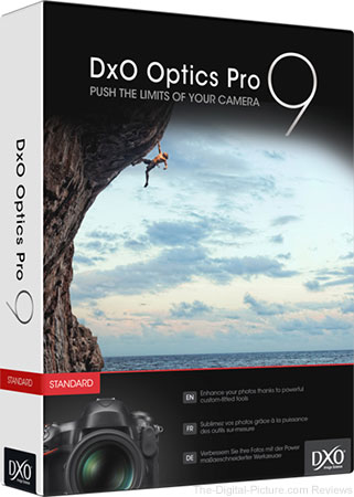 Get Your Copy of DxO OpticsPro 9 Absolutely Free