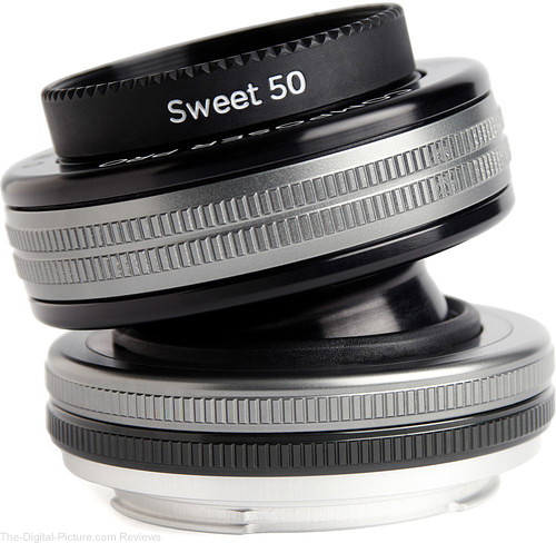 Lensbaby Composer Pro II with Sweet 50 Optic