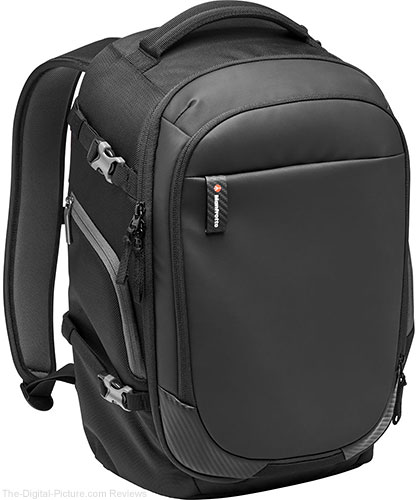 Manfrotto Advanced II Gear Backpack (Black)