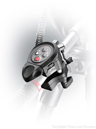Manfrotto Clamp-On Remote Control for Canon DSLRs - $  99.95 Shipped (Reg. $  249.95)