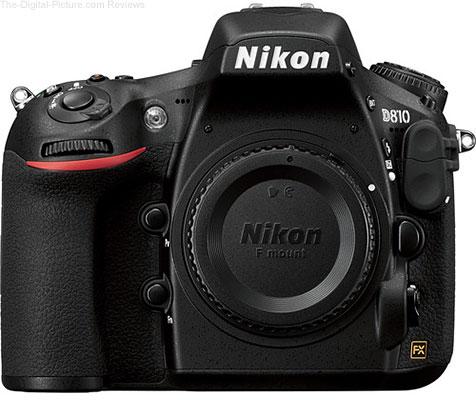 Still Live: Nikon D810 DSLR - $  1,899.00 Shipped (Compare at $  2,796.95)