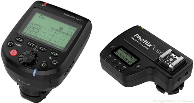 Phottix Laso Trigger Transmitter/Receiver