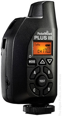PocketWizard Plus III Transceiver - $  119.00 Shipped (Reg. $  149.00)