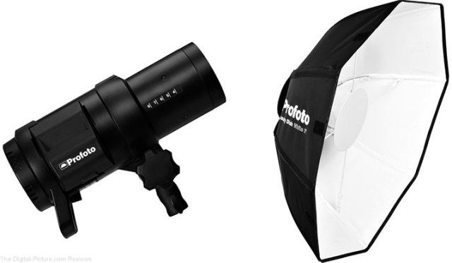 Get a Free OCF Beauty Dish with the Profoto B1X
