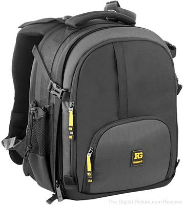Ruggard Thunderhead 35 DSLR & Laptop Backpack - $  59.95 Shipped (Reg. $  169.95)