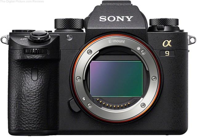 Sony a9 MILC