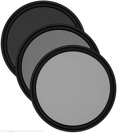VU Sion 77mm Variable Neutral Density (ND) Filter - 0.3 to 1.5 (1 to 5 stops) - $  55.00 Shipped (Reg. $  75.00)