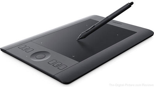 Wacom Intuos Pro Professional Pen & Touch Tablet (Small) - $  199.95 Shipped (Reg. $  249.95)