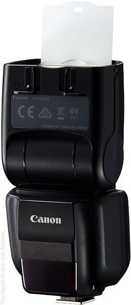 Canon Speedlite 430EX III-RT Catchlight Panel
