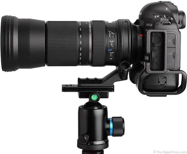 Tamron SP 150-600mm f/5-6.3 Di VC USD Lens