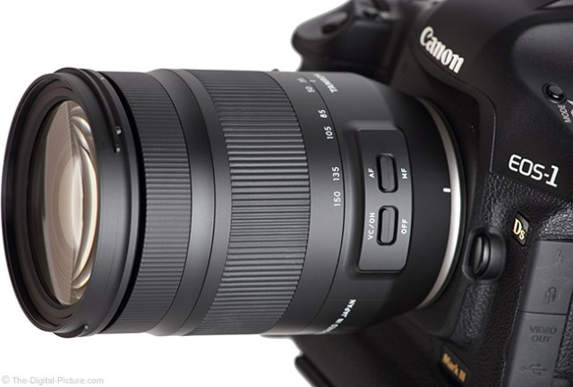 Tamron 35-150mm f/2.8-4 Di VC OSD Lens