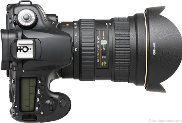 Just Posted: Tokina 14-20mm f/2 AT-X Pro DX Lens Review