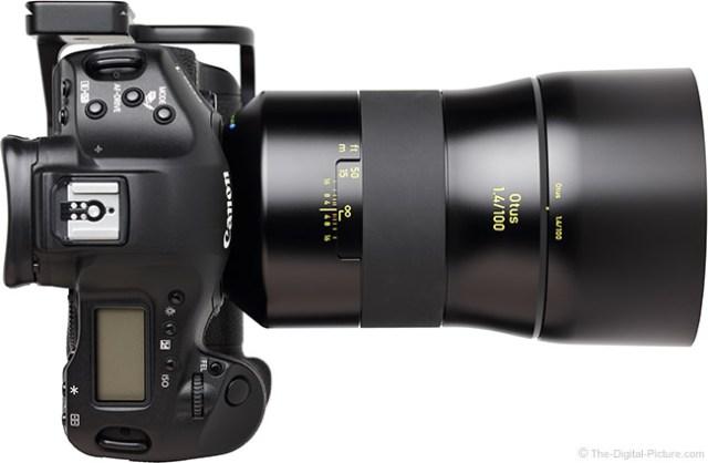 Zeiss 100mm f/1.4 Otus Lens