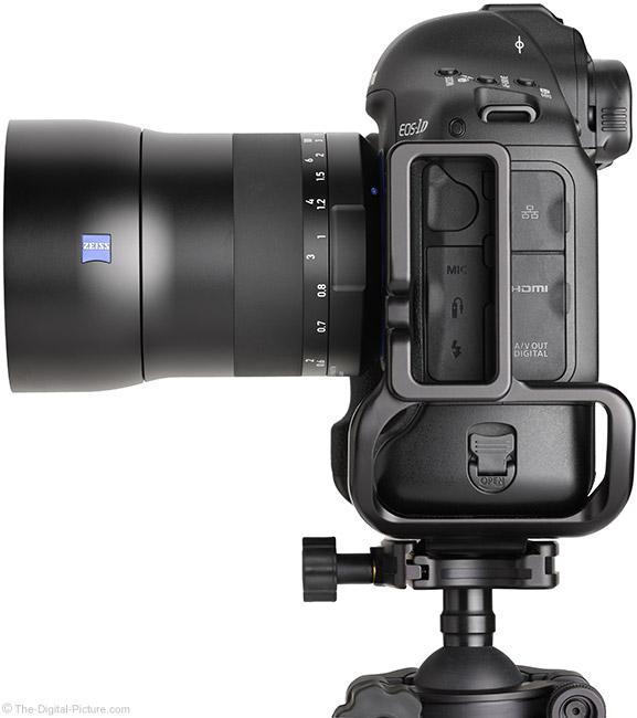 Zeiss Milvus 50mm f/1.4 Lens