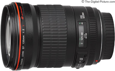Canon EF 135mm f/2L USM Lens Tested on the EOS 5Ds R