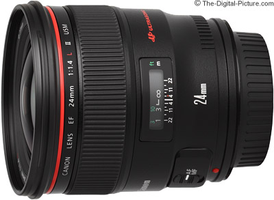 Canon Store Refurbished Lens Inventory Refreshed with 15% Savings (or More)