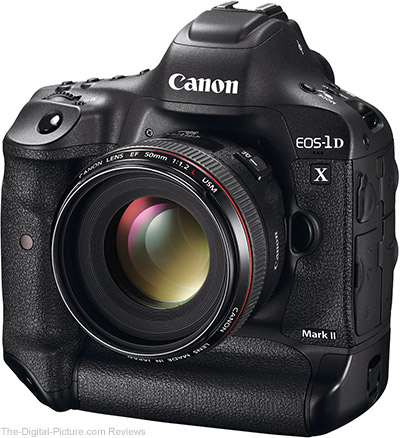 Expectations for the Canon EOS 1D X Mark II