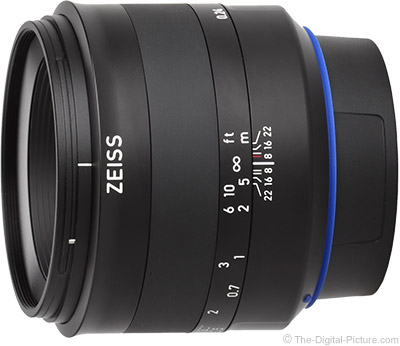 First Looks at Zeiss Milvus 50mm f/2M Lens Image Quality