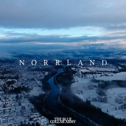 The cover for the album NORRLAND