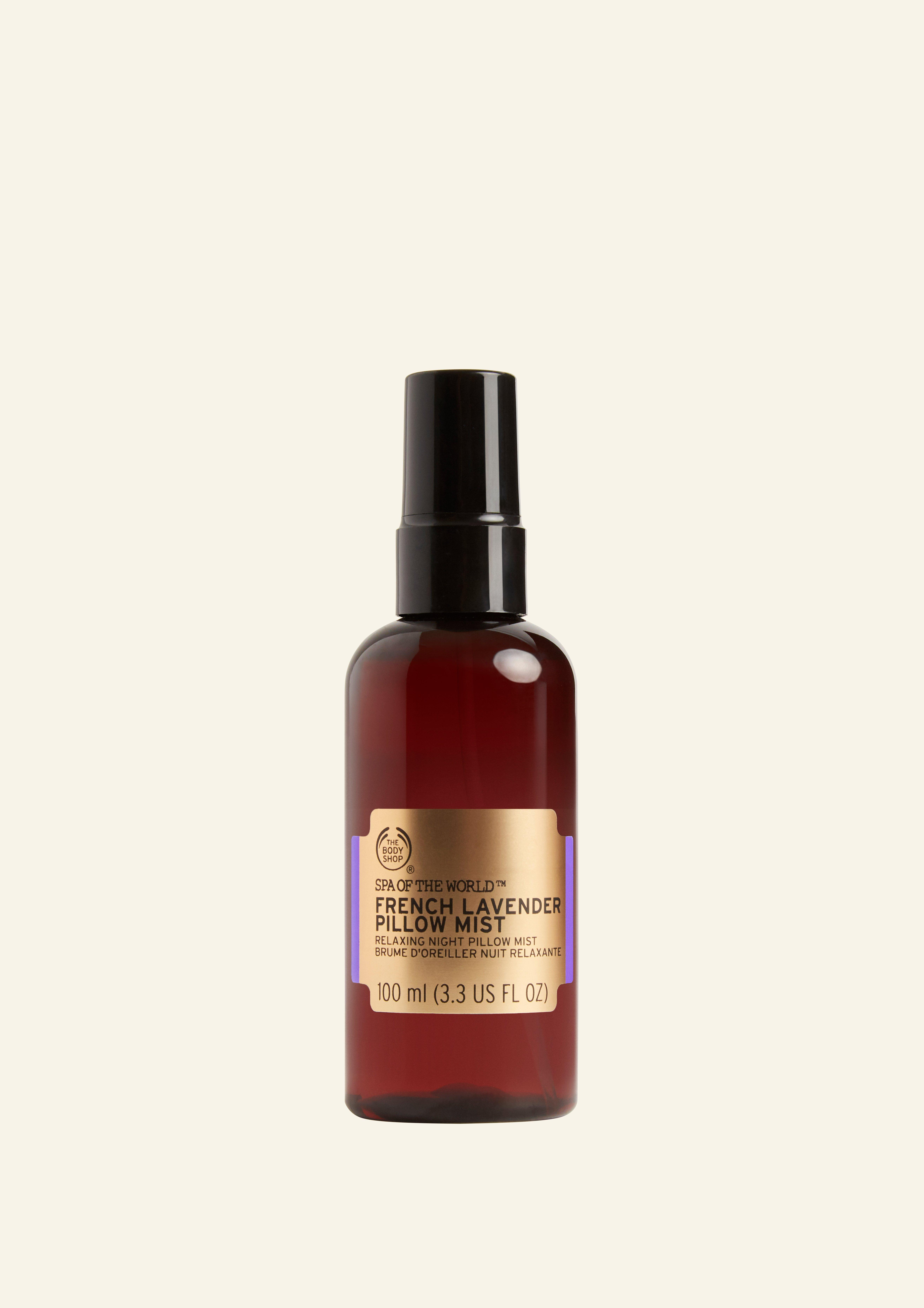 spa of the world french lavender kissenspray alle dufte
