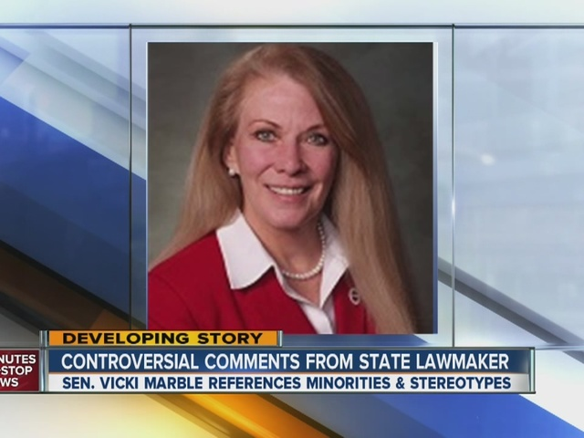 Image result for PHOTO OF REP VICKI MARBLE