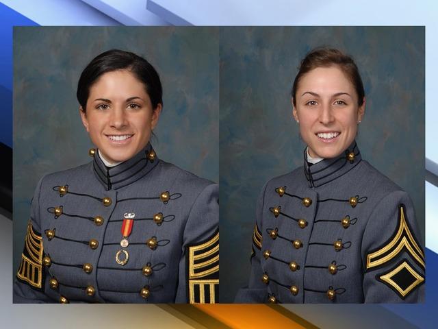 Les officiers Kristen Griest (Police Militaire) et Shaye Haver (pilote d'hélicoptère), les deux premières femmes brevetées de la Ranger School (Image thedenverchannel.com).