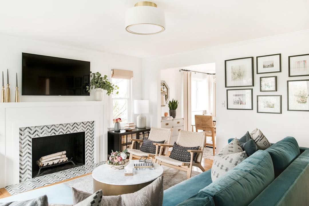the best fireplace makeover ideas for
