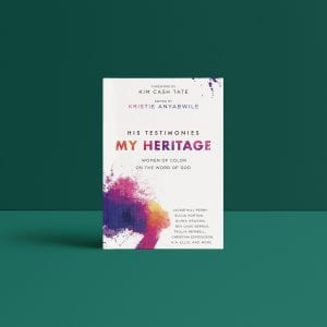 Register Now for TGCW20 and Obtain a Free Copy of His Testimonies, My Heritage!
