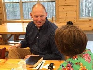 Aaron Messner on Educating Ezra