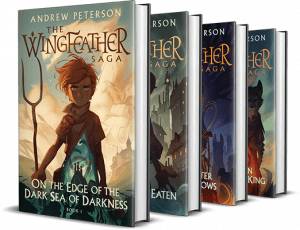 Andrew Petersons Wingfeather Saga and Why We Want Fantasy