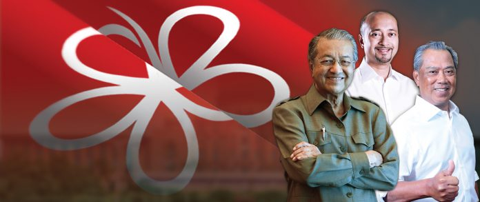Image result for Mahathir--The Political Fox
