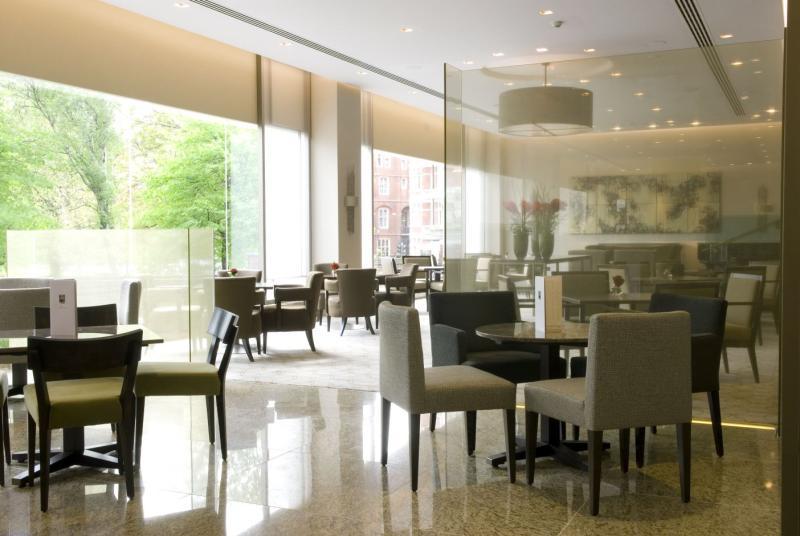 Park Terrace Royal Garden Hotel Modern European