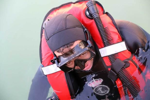 Bajo el agua no se admiten fallos: buceadores militares españoles, sacrificio y precisión en un entorno hostil 4