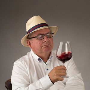 Mr Grumpy: cooking with wine