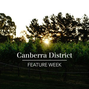 Wind of change in the Canberra District