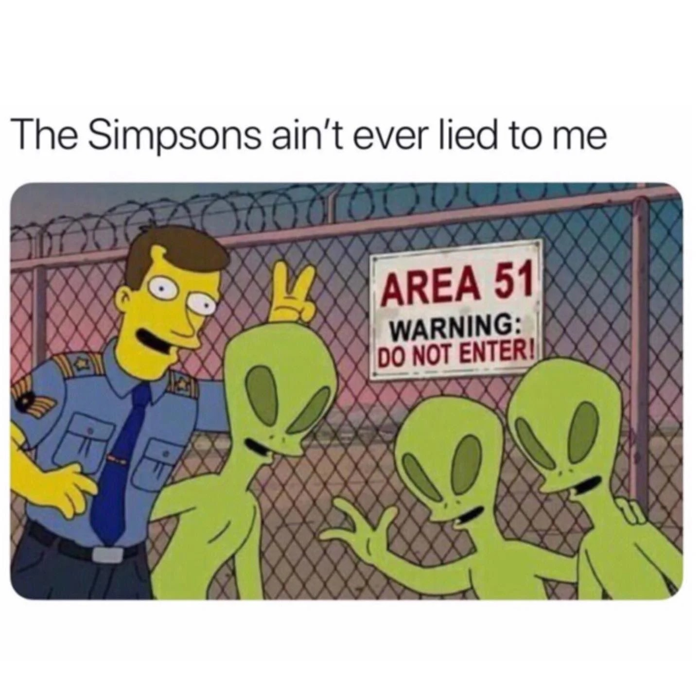 31 Memes About The Area 51 Raid That Even The Aliens Themselves