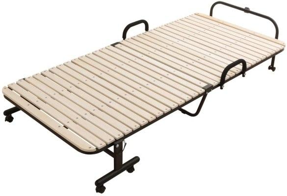 折りたたみ式ベッド8