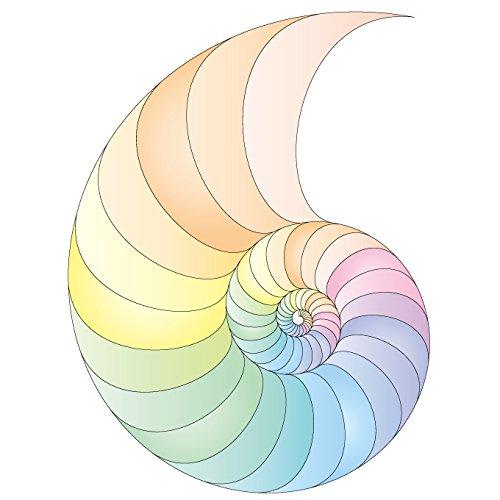 世界一美しい数学塗り絵-宇宙の紋様