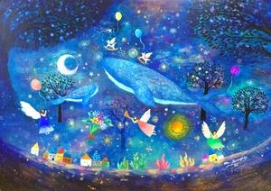 「祝福で彩られる聖なる夜」