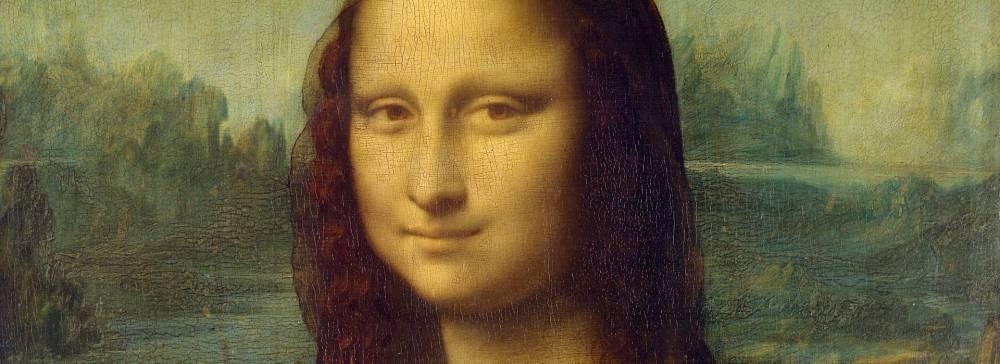 モナリザの微笑み