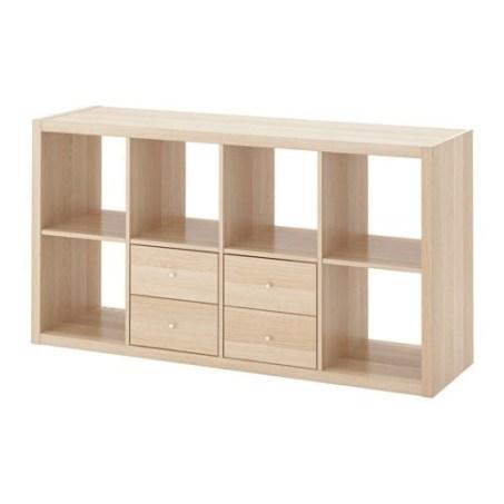 本棚 IKEA 見せると隠すどちらも対応できるカラックス