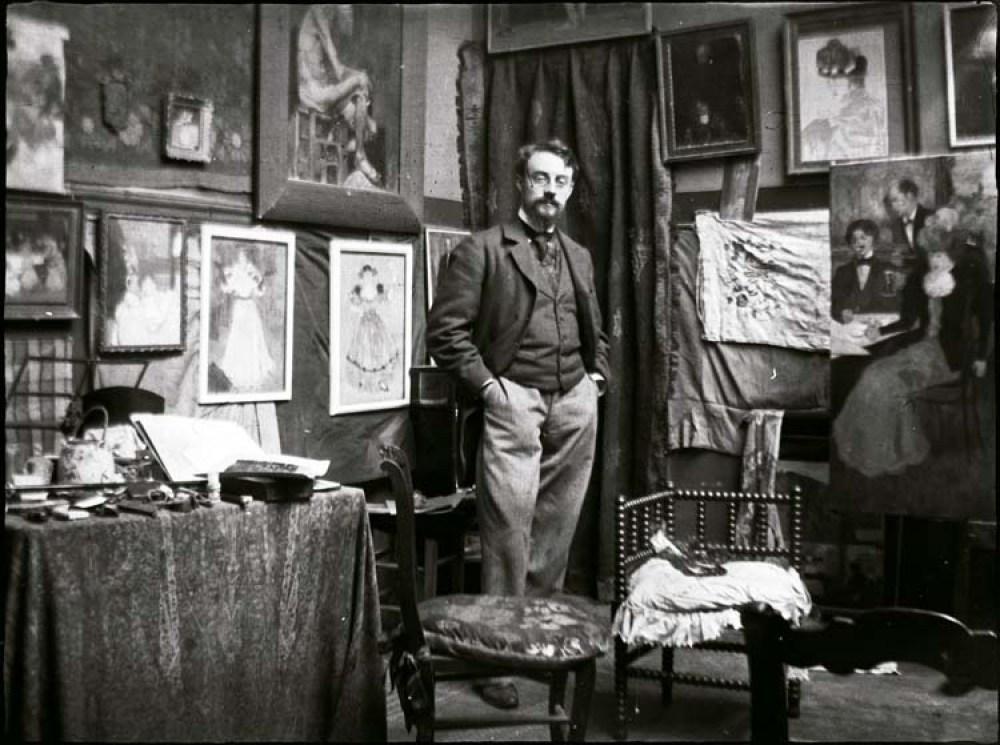 フォーヴィスム(野獣派)を代表する画家