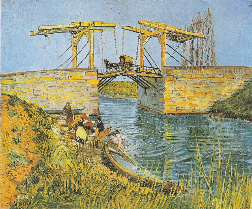アルルの跳ね橋